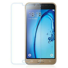 9H+ Tempered Glass Clear LCD Screen Protector Guard Film For Samsung Galaxy J3