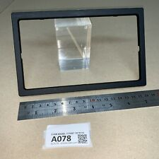 ACV 381190/RB 40/Double Din Radio Faceplate