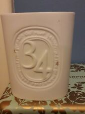 DIPTYQUE - 34 Blvd St.germain Scented Candle - 220G - USED 50% Left