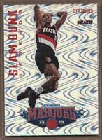 2012-13 Panini Marquee Slam Dunk Legends #5 Clyde Drexler - NM-MT