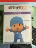 Brand New - Pocoyo Learning Through Laughter Season Set Volume 2 (DVD)