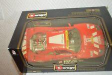 Car Burago Ferrari F40 Evoluzione 1992 Die-Cast Metal New Box 1/18