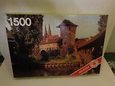 VINTAGE ASS Puzzle NÜRNBERG / HENKERSTEG 1500 Teile Rarität 80er J. unbespielt