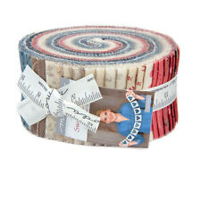 "Moda FABRIC Jelly Roll ~ SWEET BLEND ~ Laundry Basket Quilts 40 - 2 1/2"" Strips"
