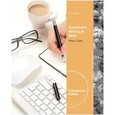 Successful Writing at Work, International Edition by Philip Kolin (author)