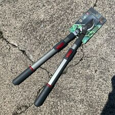 Kent & Stowe Telescopic Bypass Lopper - Loppers, Pruners - Max Cut 45mm