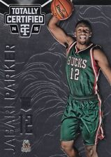 Jabari Parker ,(Rookie)  2014-15 Totally Certified Basketball Sammelkarte, #142