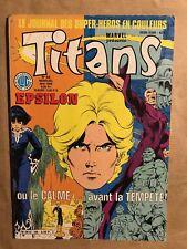 TITANS - T88 : mai 1986