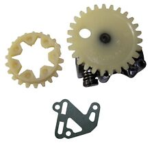 Compatible con Stihl MS380 038 Bomba De Aceite & Gusano Gear Plus Rueda De Espuela