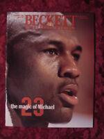 BECKETT Basketball Monthly Magazine December 1993 Michael Jordan