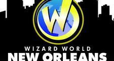 Wizard World Comic Con New Orleans 2019  3 DAY Pass