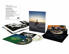 PINK FLOYD CD + DVD The Endless River DELUXE set w/ Booklet + Postcards + Promo