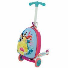 Disney Princess Scootin' Maleta Equipaje de Mano - Scooter Funda Carrito