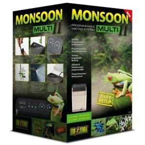 Exo Terra Monsoon Mister II Multi Misting System (New Model)