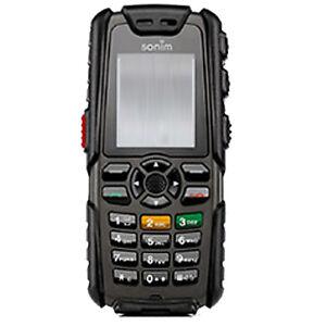 Sonim Sentinel XP3.20 - Black - 2G - 2MP CAMERA - (Unlocked) Mobile Phone