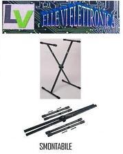 EL80D Proel Supporto Mixer EASY LOCK Snodo Nylon Regolabile Smontabile
