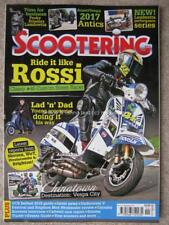 Scootering November 2017 Allstate Vespa Street Racer 50 Special Dave Tooley
