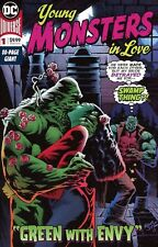 YOUNG MONSTERS IN LOVE #1 DC COMICS SWAMP THING  80 PAGE