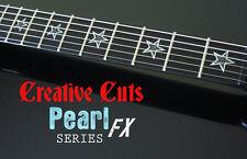 Richie Sambora Jersey Star Kramer BLACK PEARL Inlay Stickers for BASS and GUITAR