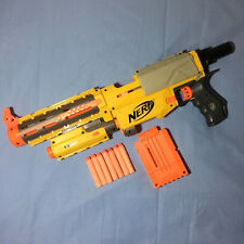 Genuine NERF Recon CS-6 [TESTED WORKING] w/ 7 Darts RARE Collectible Toy
