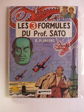 Blake & Mortimer - Les 3 formules du Prof. Sato - 1ère partie /  EO 1977