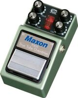Maxon TOD9 Tube Overdrive Guitar Effects Pedal New F/S