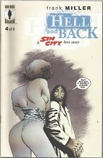 SIN CITY: HELL AND BACK #4 (1999) Back Issue (S)