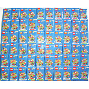 LEGO CARDS SAINSBURYS 60 PACKS INCREDIBLE INVENTIONS 2018 NEW