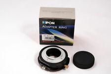 Kipon Tilt-Shift Adapter für micro4/3-M42 M42 Objektive auf micro4/3 Kameras