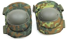 GERMAN ARMY STYLE  ELBOW PADS in FLECKTARN CAMO
