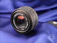 Sony NEX, [E] / Micro 4/3 Mount PB Pentacon Prakticar 50mm f1.8 [German] - 9721