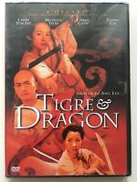 Tigre et Dragon DVD NEUF SOUS BLISTER Ang Lee - Chow Yun Fat