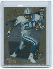 1996 Collecter's Choice-Barry Sanders MVP insert-Lions