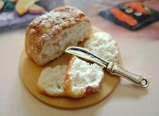 *1 miniature dolls house food bread maison de poupée Dolls house