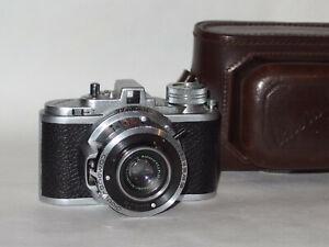 35mm Kleinbild Fotoapparat Mini-Kamera  Bolta Photavit Format 24x24mm camera