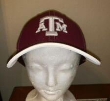 Adidas Texas A&M Fitted Hat Size L/XL