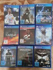 Playstation 4 Spielesammlung 10 Stück