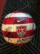 16 x Team USA World Cup Autographed Signed Size 5 Soccer Ball COA Howard Dempsey