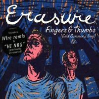 Erasure Fingers & thumbs (1995) [Maxi-CD]