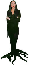 MORTICIA The Addams Family Carolyn Jones Full Body - Window Cling Sticker Decal