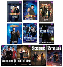 Doctor Dr Who DVD Box Set All Season 1-10 Complete Collection TV Series New BBC