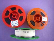Vintage 16mm Film Commercials ...Lot of 3 ...Camay,Brim,Rolaids