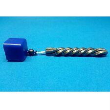 Custom Hand Forged Rope Twist Pool Chalk Holder, Billiards, Chalker