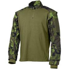 MFH US Ejercito Tactico Camisa Militar Superior Hombres Czech Woodland Camo