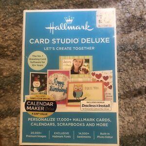 Hallmark: Card Studio Deluxe. for Windows 7, 8 and 10.