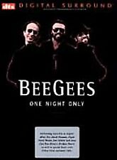 Bee Gees, The - One Night Only (DVD, 1999, DTS Digital Surround)