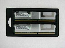 NMD517A21207FD53I5SQ 8GB 2x4GB DDR2 PC2-5300F ECC REGISTERED FB-DIMM 4RX8
