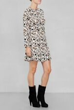 & Other Stories Leopard Dress - Size 40 / 10