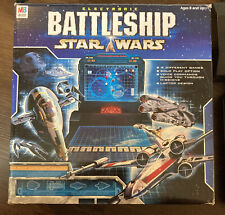 Electronic Battleship Star Wars Edition Game 2002  Tested Working COMPLETE