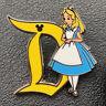 2020 Disneyland Hidden Mickey D Series Alice In Wonderland Disney Pin